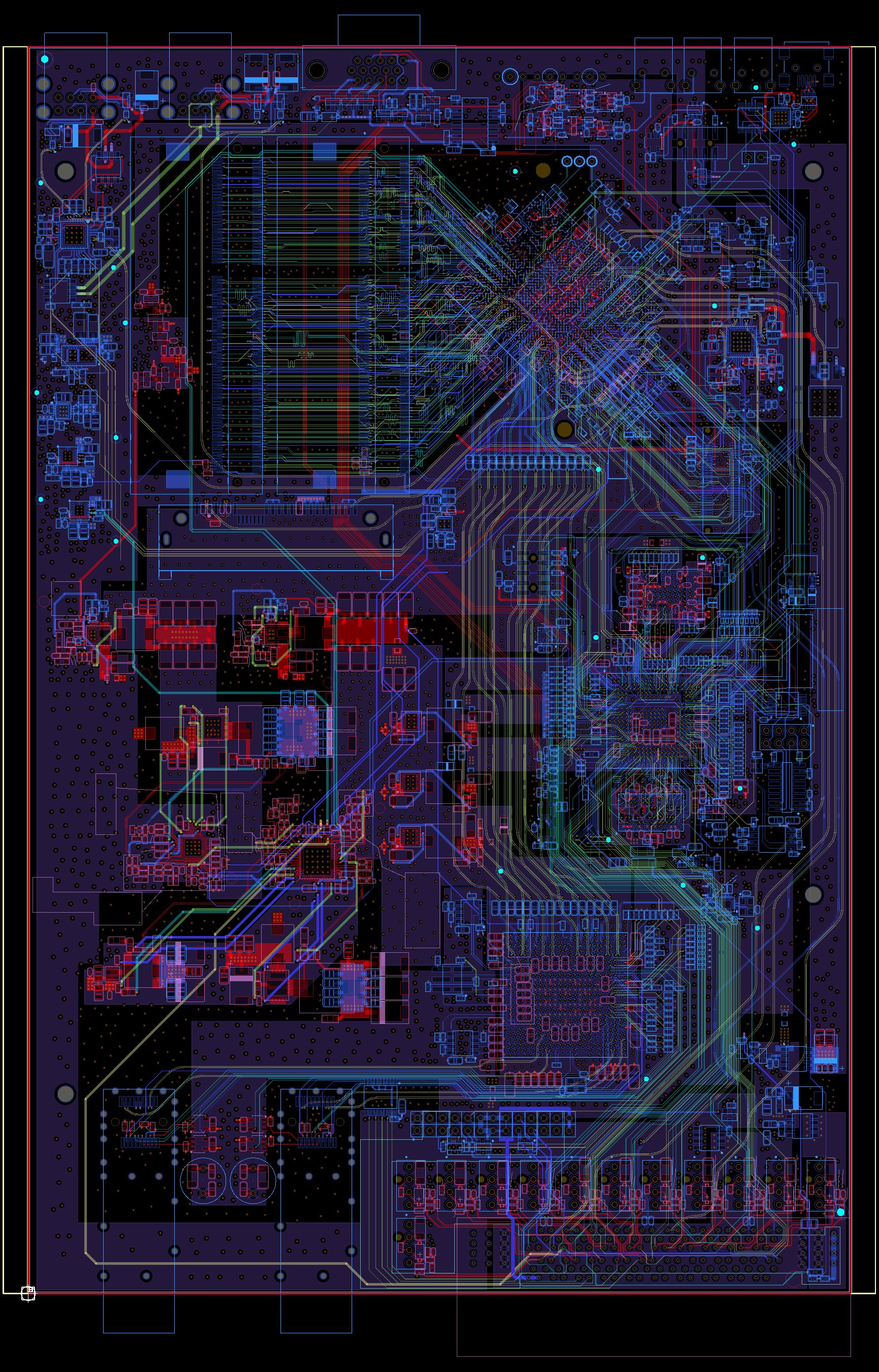 Intel Control Module